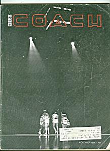 Scholastic Coach magazine - November 1971 (Image1)