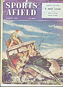 Sports Afield magazine-     January 1953 (Image1)