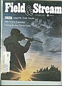 Field & Stream magazine -  October 1974 (Image1)