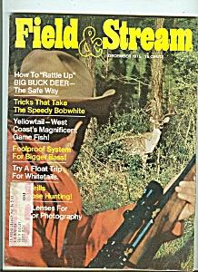 Field & Stream -  December 1975 (Image1)