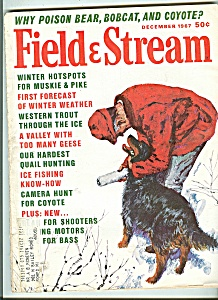 Field & Stream - December 1967 (Image1)