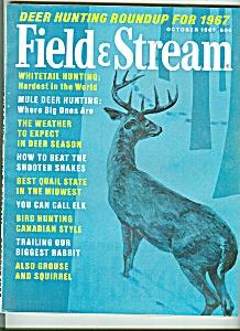 Field & Stream-  October 1967 (Image1)