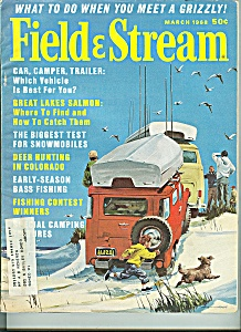 Field & Stream - March 1968 (Image1)