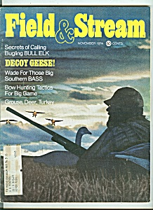 Field & Stream - November 1974 (Image1)