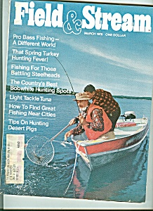 Field & Stream - March 1976