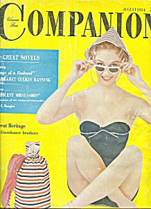 Woman's Home Companion - August 1954