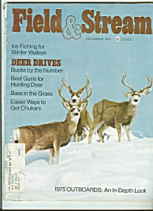 Field & Stream - December 1974 (Image1)