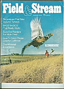 Field & Stream - August 1975 (Image1)