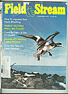 Field & Stream - November 1975 (Image1)
