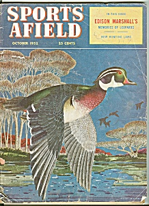 Sports Afield - October 1952 (Image1)