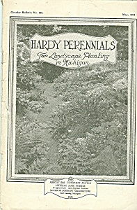 Hardy perennials for landscape planting - May 1931 (Image1)
