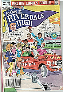 Archie comics group comic No. 108    April 1986 (Image1)