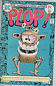 PLOP comics -  No. 14 July 1975 (Image1)