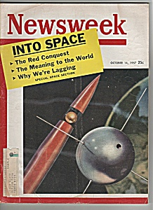 Newsweek - October 14, 1957