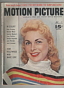 Motion Picture Magazine - Feb. 1957