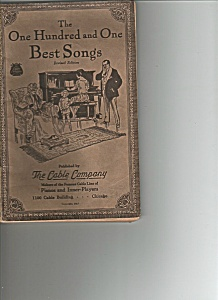 The One Hundred And One Best Songs - Copyright 1927
