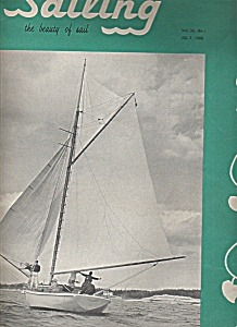 Sailing magazine -  July 1968 (Image1)