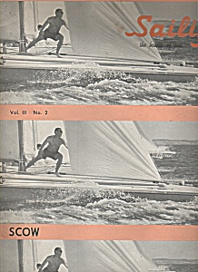 Sailing magazine -  August 1968 (Image1)