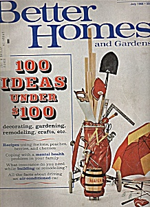 Better Homes and gardens - July 1968 (Image1)