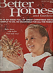 Better Homes and gardens - December 1966 (Image1)