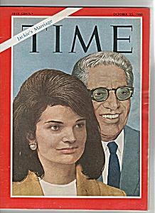 Time Magazine -  October 25,1 968 (Image1)