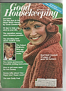 Good Housekeeping- September 1975 (Image1)