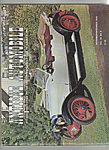 Antique Automobile  -  November-December 1970 (Image1)