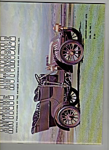Antique Automobile -january-february 1970