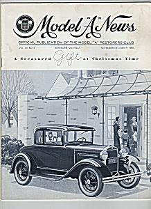"Model ""A"" News -  November-December 1968 (Image1)"