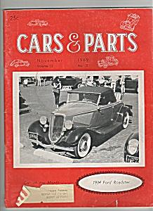 Cars & Parts - November 1969 (Image1)
