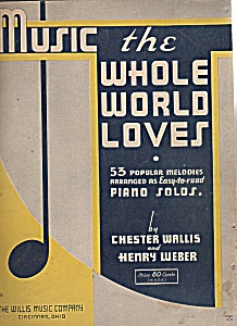 Music the whole world loves (Image1)