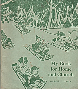 My book for home and church = copyright 1949 (Image1)