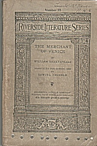Riverside Literature series -  Copyright 1883 & 1892 (Image1)