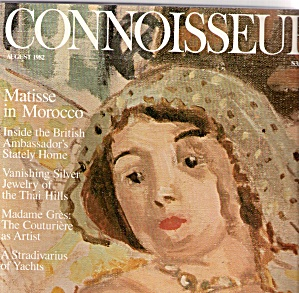 Connoisseur - August 1982 (Image1)