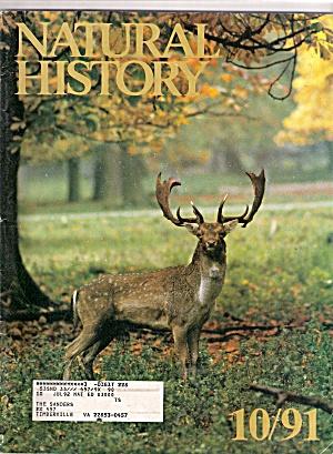 Natural History 10/91 (Image1)