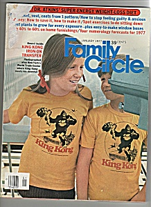 Family Circle -  January 1977 (Image1)