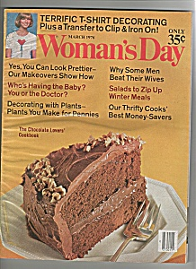 Woman's day   March 1976 (Image1)