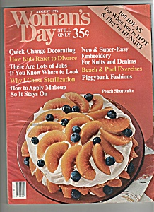 Woman's Day August 1976