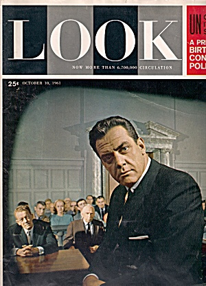 Look Magazine -  October 10, 1961 (Image1)
