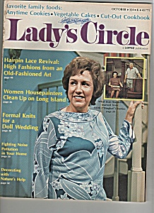 Lady's Circle - October - `1972 (Image1)
