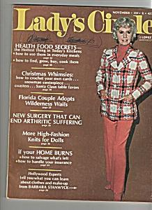 Lady's Circle - November  1972 (Image1)