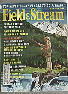Field & stream  - May 1969 (Image1)