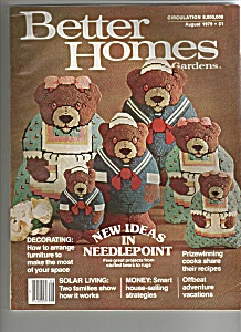 Better Homes and gardens -  August 1979 (Image1)