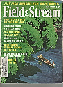 Field & Stream - June 1969 (Image1)