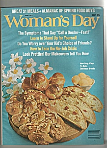 woman's Day -  April 1975 (Image1)