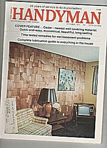The Family Handyman -  October 1974 (Image1)