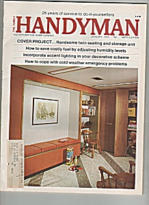 The family handyman -  January 1975 (Image1)