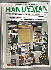 The family handyman - September 1974 (Image1)