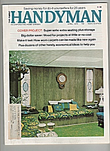The Family Handyman - April 1975