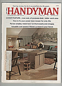 The family handyman - June 1975 (Image1)